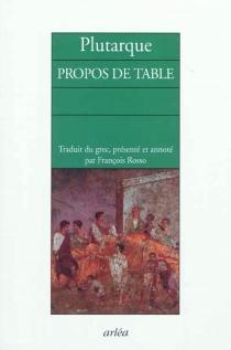 Propos de table - Plutarque