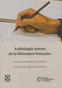 Anthologie sonore de littérature française -