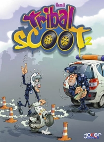 Tribal scoot - Hemji