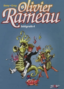 Olivier Rameau : intégrale | Volume 4 - Dany