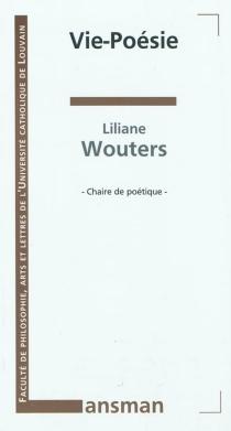 Vie-poésie - LilianeWouters