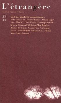 Etrangère (L'), n° 23-24 -