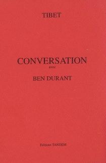 Conversation avec Ben Durant - BenDurant