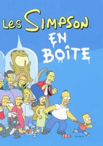 Les Simpson en boîte - IanBoothby