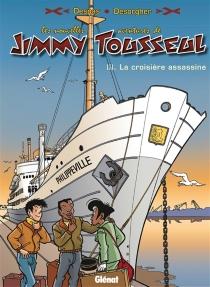 Les nouvelles aventures de Jimmy Tousseul - DanielDesorgher