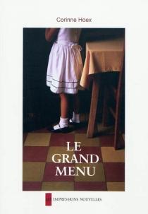 Le grand menu - CorinneHoex