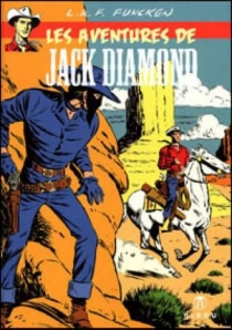 Les aventures de Jack Diamond : intégrale - FredFuncken