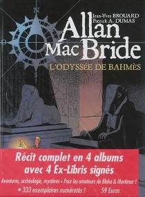 Allan MacBride : récit complet en 4 albums - Jean-YvesBrouard