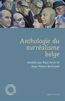 Anthologie du surréalisme belge -