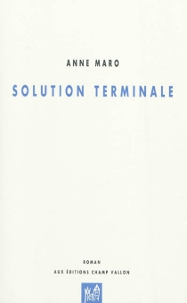 Solution terminale - Anne Maro