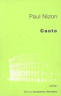 Canto - PaulNizon