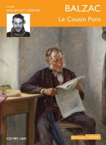 Le cousin Pons - Honoré deBalzac