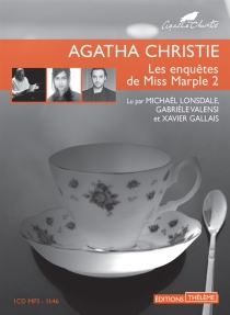 Les enquêtes de Miss Marple | Volume 2 - Agatha Christie