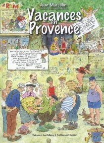 Vacances en Provence - JeanMarcellin
