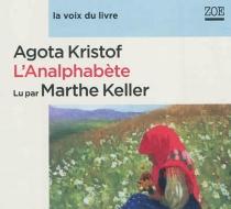 L'analphabète - AgotaKristof