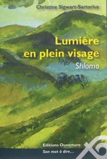 Lumière en plein visage : Shlomo - ChristineSigwart-Sartorius