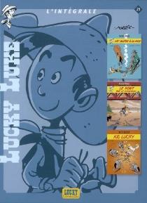 Lucky Luke : l'intégrale | Volume 21 - Morris