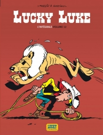 Lucky Luke : l'intégrale | Volume 12 - RenéGoscinny