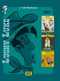 Lucky Luke : l'intégrale | Volume 13 - RenéGoscinny