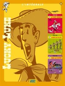 Lucky Luke : l'intégrale | Volume 20 - Morris