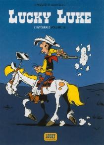 Lucky Luke : l'intégrale | Volume 14 - RenéGoscinny