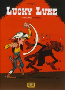 Lucky Luke : l'intégrale | Volume 22 - Morris