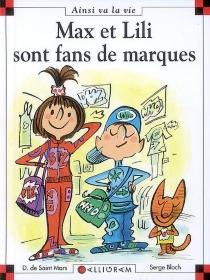 Max et Lili sont fans de marques - SergeBloch
