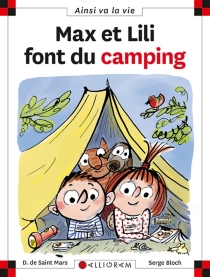 Max et Lili font du camping - SergeBloch