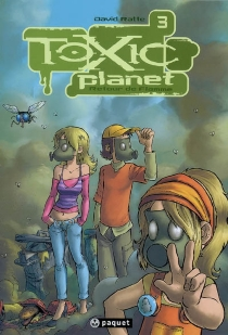 Toxic planet - DavidRatte