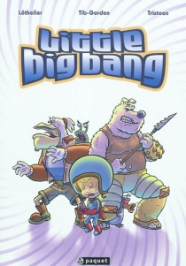 Little big bang : la dynastie Monkyz - Lôthelier
