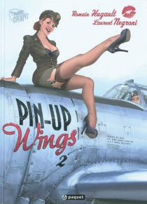 Pin-up wings - Romain Hugault