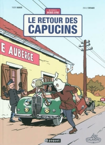 Les aventures de Jacques Gipar - Jean-LucDelvaux