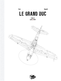 Le grand duc - Romain Hugault