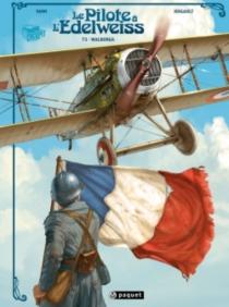 Le pilote à l'edelweiss - RomainHugault