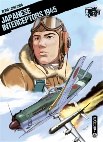 Japanese interceptors 1945 - SeihoTakizawa