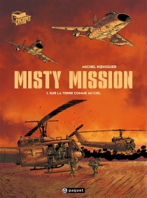 Misty mission - Michel Koeniguer