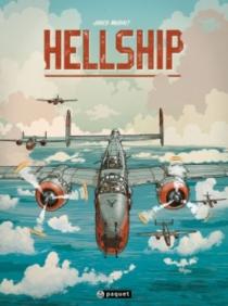 Hellship - JaredMuralt