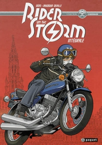 Rider on the storm : intégrale - Baudoin Deville