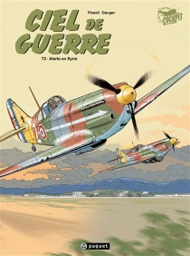 Ciel de guerre - OlivierDauger
