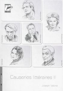 Causeries littéraires - JosephVebret