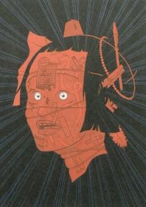 Trame : le poids d'une tête coupée - Ratigher