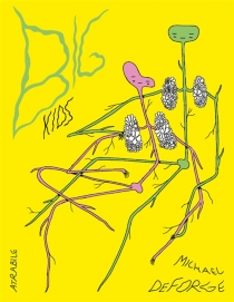 Big kids - Michael DeForge