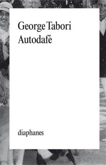 Autodafé - GeorgeTabori