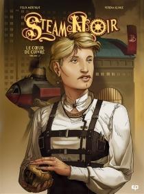 Le coeur de cuivre| Steam noir - VerenaKlinke