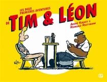 Tim et Léon : les deux premières aventures - RomualdReutimann