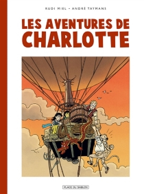 Les aventures de Charlotte : intégrale - RudiMiel
