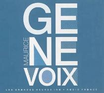 Maurice Genevoix (1890-1980) : l'harmonie retrouvée : entretiens - MauriceGenevoix