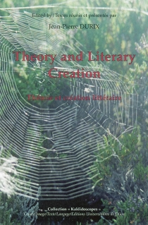 Theory and literary creation -