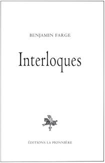 Interloques - BenjaminFarge