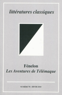 Littératures classiques, n° 70 -